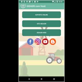Conheça o App 'IDEAGRI com Você'