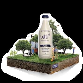 Letti a2 é a primeira marca brasileira certificada para produção de leite com Vacas A2A2