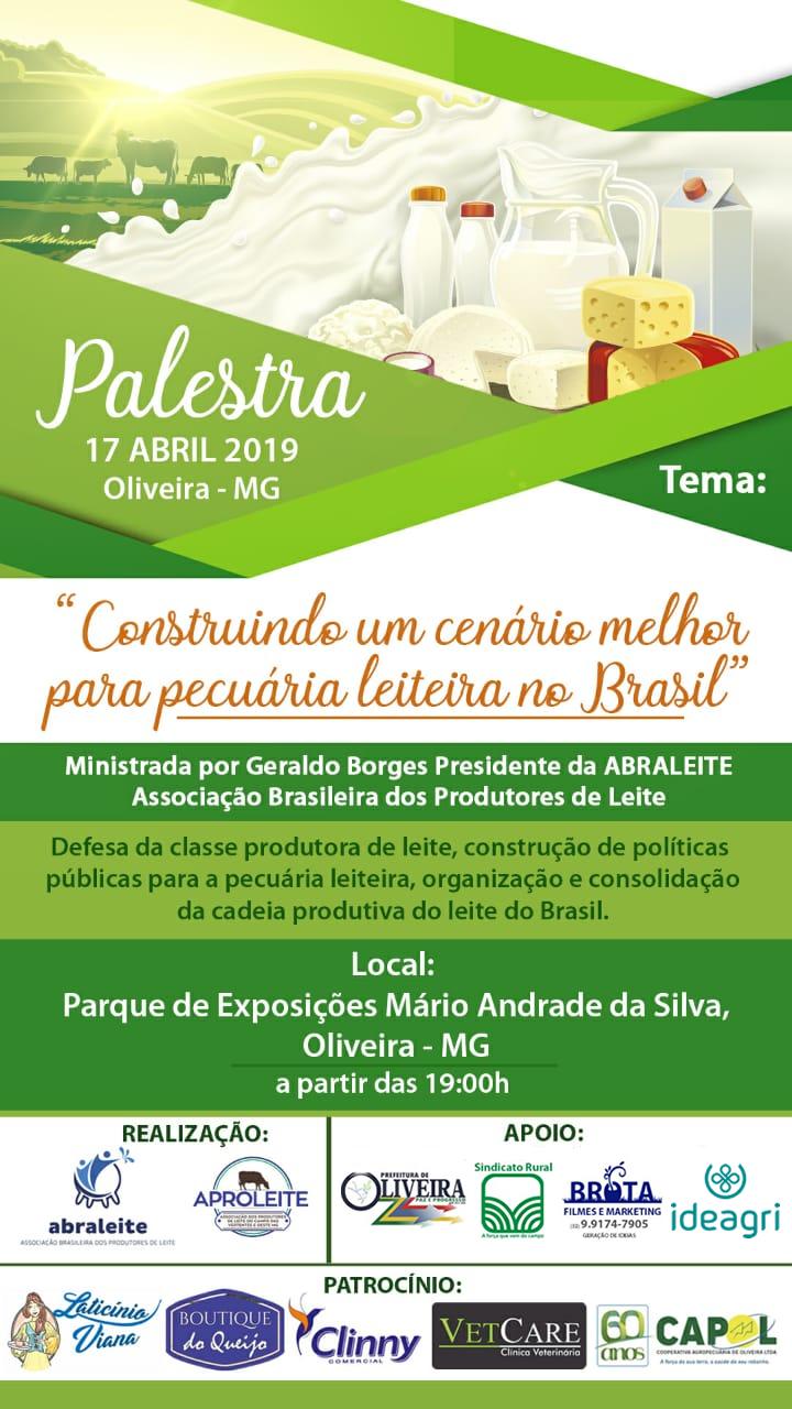 Evento Oliveira 17 abril