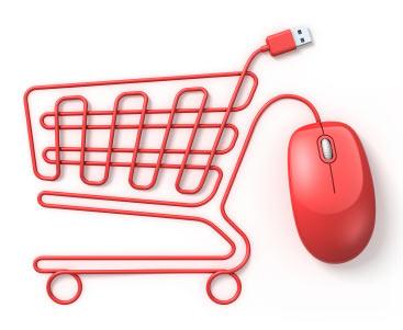 carrinho loja virtual