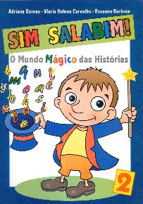 CSM - Sim Salabim: o mundo mágico das histórias - Volume 2