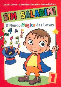CSM - Sim Salabim: o mundo mágico das letras - Volume 1