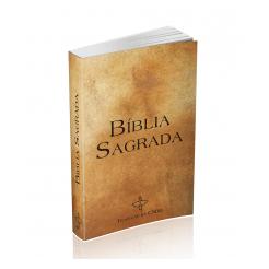 Bíblia CNBB - capa cristal
