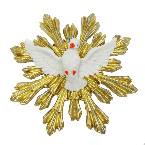 Divino Espírito Santo - 8cm