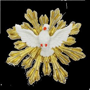 Divino Espírito Santo - 13cm