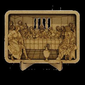 Devocionário de mesa - Santa Ceia