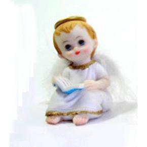 Anjinho sentado - 7cm