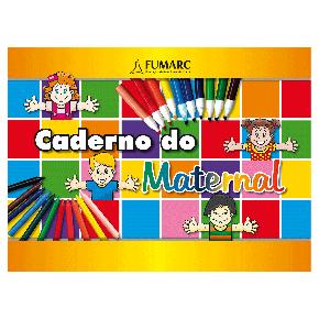 Caderno do maternal - A3