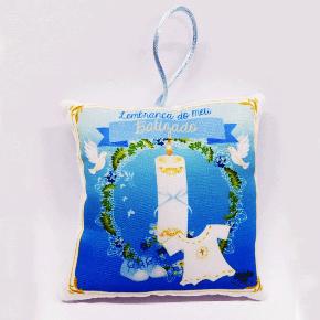 Sachê perfumado Batizado - Azul