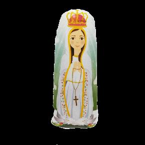 Almofada Chameguinho Nossa Senhora de Fátima