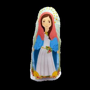 Almofada Chameguinho Nossa Senhora das Graças