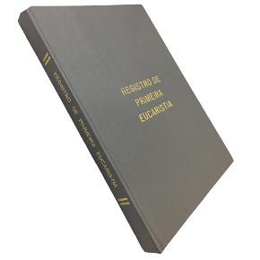 Registro de Primeira Eucaristia