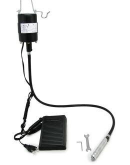 Motor de chicote Micro Tek Caneta Mandril