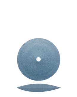 Lentilha Silicone Azul Abrasiva