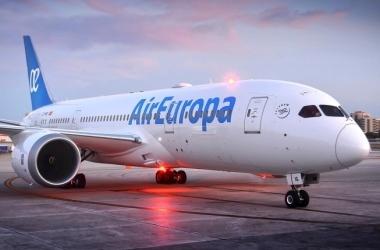Air Europa/Divulgação