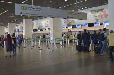 A Agência Nacional de Aviação Civil (Anac) anunciou hoje (17) que vai fechar, a partir de junho, postos de atendimento presencial em 15 aeroportos do país. / (foto: José Cruz/Agência Brasil )