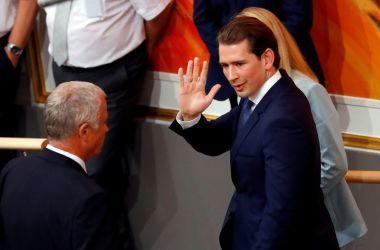 O chanceler federal da Áustria, Sebastian Kurz - REUTERS/Leonhard Foeger/ direitos reservados