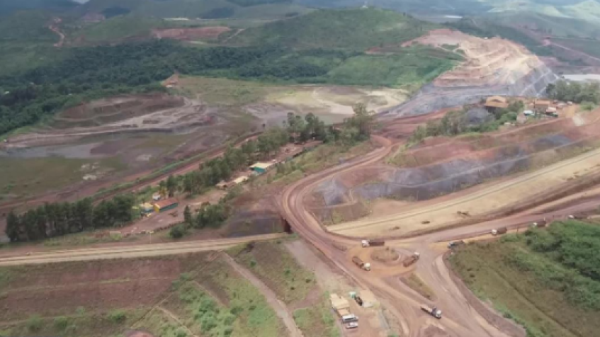 BH na rota da lama: 800 moradores farão simulado de fuga por risco de rompimento de barragem