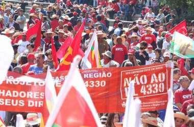Centrais sindicais fazem união inédita na celebração do 1º de Maio