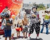 Crianças vão brincar com palhaços na nova edição do Orquestrando /Helen Pessoa Fotografias/Divulgação