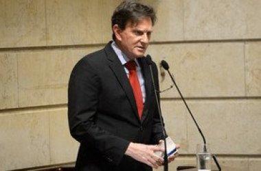 Câmara do Rio vota pedido de impeachment de Crivella
