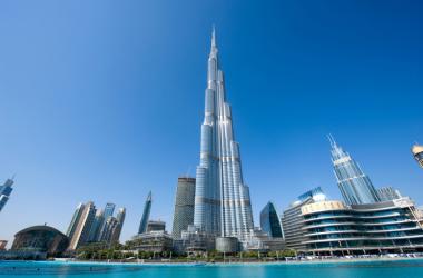 Dubai se transforma na Orlando do Oriente