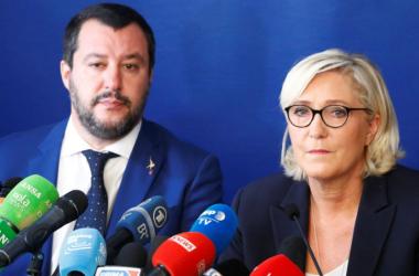 Extrema direita se reúne na Itália pela conquista da Europa