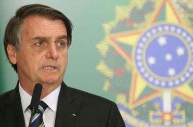 Jair Bolsonaro instituiu o 13º salário para o Bolsa Família Foto: Antonio Cruz/Agência Brasil