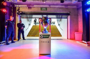O campeão do Campeonato Mineiro de 2019 será conhecido no sábado, dia 20 Foto: FRED MAGNO / O Tempo 15/01/ 2018