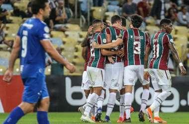 Cruzeiro é derrotado pelo Fluminense no Maracanã pelo Brasileirão