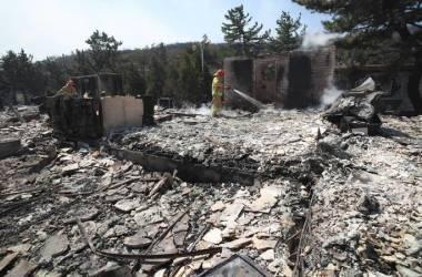 Coreia do Sul declara estado de catástrofe por enorme incêndio florestal