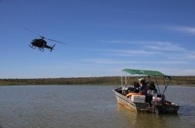 Expedição apoiada pelo Igam percorreu a extensão dos rios Paraopeba e São Francisco / Igam/Divulgação