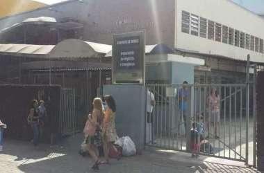 Demanda no Hospital Infantil João Paulo II aumentou 74%(foto: Edésio Ferreira/EM/D.A Press)