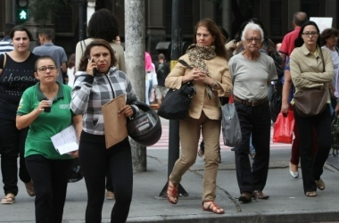 A população feminina representa 53.8% do total/ Lucas Prates/Hoje em Dia /