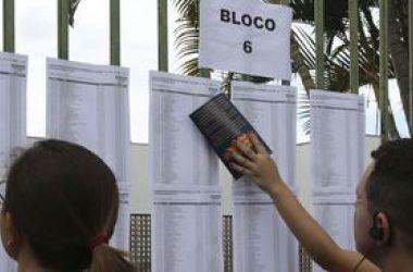 As provas serão aplicadas em dois domingos, 3 e 10 de novembro/ Marcos Santos/FOTOS Públicas /