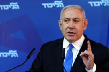 Israelenses vãoa às ruas em protesto contra Netanyahu