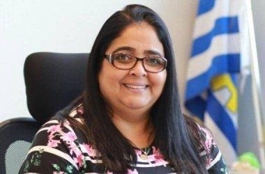 Conhecida no meio evangélico, Iolene fundou e trabalhava formando professores na escola Inspire, de São José dos Campos Foto: Divulgação