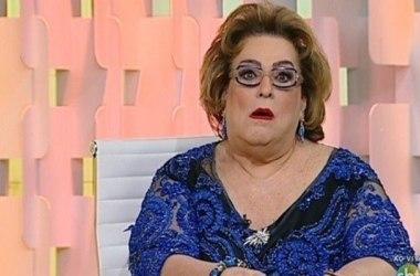 Após gravar programa, Mamma Bruschetta é internada por infecção