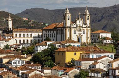 Ouro Preto, Serra do Caraça e Inhotim são destinos seguros para os turistas, garante Defesa Civil