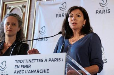 Paris tem 40 acidentes com patinetes elétricos por dia