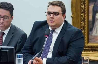 Felipe Francischini (PSL-PR), presidente da CCJ: