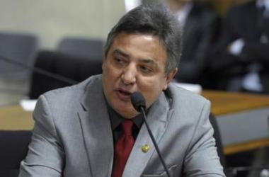 Zezé Perrella concorre à presidência do Cruzeiro / Foto: DIVULGAÇÃO/Senado