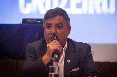 Zezé Perrella concorre à presidência do Cruzeiro Foto: DIVULGAÇÃO/SENADO