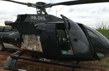 PF apreende meia tonelada de cocaína em operação em São Paulo