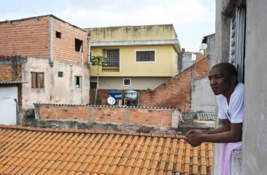 Líder comunitário, Marcelo passou pela prisão após policiais o ligarem a uma porção de drogas. DANIEL ARROYO/PONTE JORNALISMO