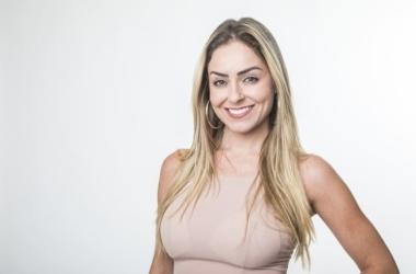 TV Globo/Divulgação / Paula é acusada de intolerância religiosa contra Rodrigo França durante o programa