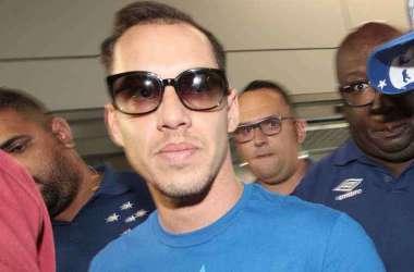 Rodriguinho foi poupado no fim de semana, mas deve ser titular nesta quarta (Foto: Jair Amaral/EM/D.A Press)