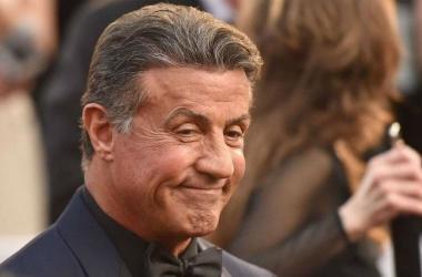 Sylvester Stallone ganha homenagem em Cannes / Foto: AFP/Reprodução