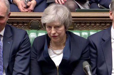 Theresa May se diz preparada para pedir demissão (REUTERS TV/direitos reservados)