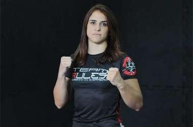 Norma Dumont, 28 anos, chega ao UFC para brilhar no peso pena (Foto: Tulio Santos/EM/D.A Press)